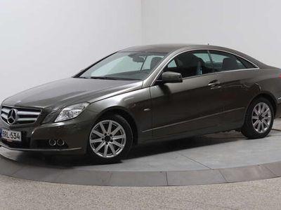 käytetty Mercedes E250 CDI BE Coupé A