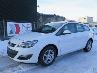 used Opel Astra SPORTS TOURER 1.6 81kW