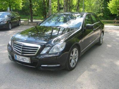 gebraucht Mercedes E220 CDI A vm 2010