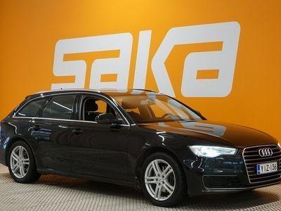 käytetty Audi A6 Avant Business Sport 2,0 TDI 140 kW ultra S tronic ### NORMAL FRIDAY -hinta! ### ** Suomi-auto / Dri