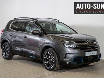 käytetty Citroën C5 Aircross Plug-in Hybrid 225 Comfort Selection ë-EAT8 Automaatti #Kampanjavarusteilla #Heti toimitukseen *** K