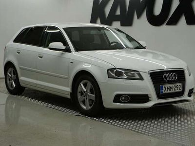 käytetty Audi A3 Sportback Ambition S line Business Plus 1,4 TFSI 92 kW Start-Stop