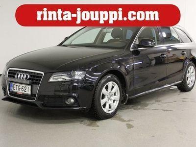 käytetty Audi A4 A4 Avant 2.0 TDI DPF 105kw Business multitr - Hienohyvällä huoltohistorialla!