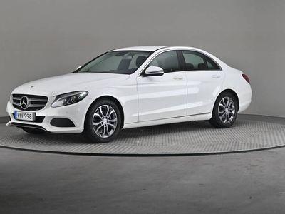 käytetty Mercedes C180 d A Premium Business