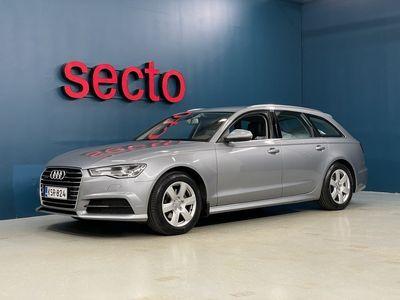 käytetty Audi A6 Avant Land of Quattro Edition 2,0 TDI 140 S tronic, Uudet Kesä- ja Talvirenkaat, Lisälämmitin Kaukokäytöllä, Comfort Paketti