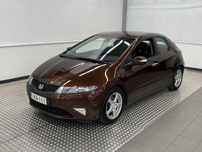 käytetty Honda Civic 5D 1,8i GT Business