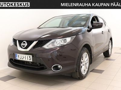 käytetty Nissan Qashqai dCi 130 Acenta 2WD Xtronic Safety Pack Connect