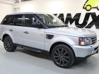 käytetty Land Rover Range Rover Sport // Webasto/ Xenon/ Koukku/ Nahkaa// 2,7 TDV6 HSE Aut