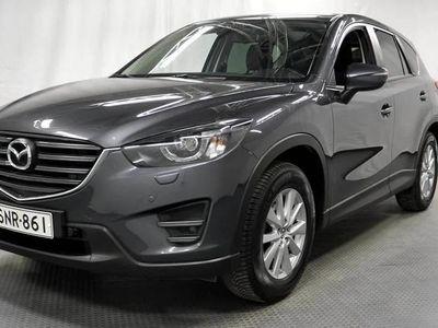 käytetty Mazda CX-5 2,0 160 SKYACTIV-G Premium Plus A 5d QC1