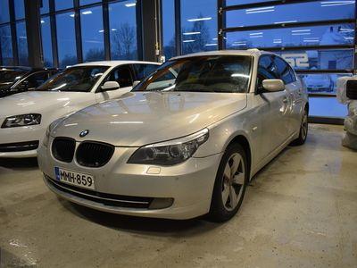 käytetty BMW 530 530 xd Sedan ** Webasto / Comfort istuimet muistilla / P-Tutkat / BT handsfree / Prof.navi **