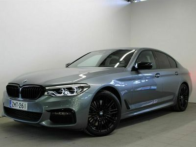 käytetty BMW 540 540 G30 SedanA xDrive M Sport, Bowers & Wilkins, Adaptive Drive, Head-Up * Premium Selection*