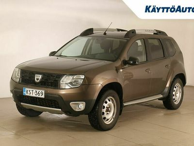 käytetty Dacia Duster TCe 125 S&S 4x2 Black Shadow