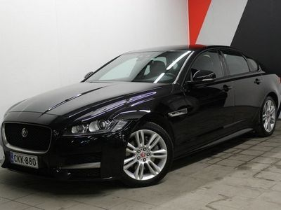 käytetty Jaguar XF 20d AWD R-Sport Business A