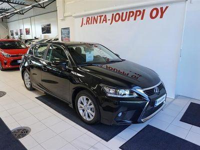 käytetty Lexus CT200h Hybrid A Comfort NAVI! TODELLA VÄHÄN AJETTU!