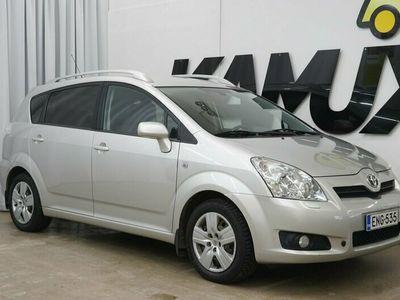 käytetty Toyota Corolla Verso 1,8 VVT-i Linea Sol Plus