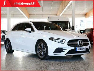 käytetty Mercedes A180 A Business AMG *** J. kotiintoimitus