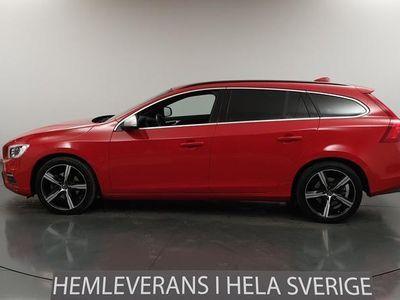 käytetty Volvo V60 D3 R-Design Eu6 Nyservad Värmare Voc