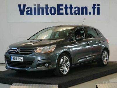 käytetty Citroën C4 VTi 120 Exclusive, Huippuvarusteet! Hieronta,Lasikatto yms!