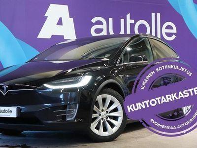 käytetty Tesla Model X *6-PAIKKAINEN* 90D AP2 VETOKOUKKU ILMA ALUSTA. Tarkastettuna, Rahoituksella, Kotiin toimitettuna!