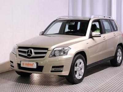 käytetty Mercedes GLK250 CDI BE 4Matic Premium Business A Suomi-Auto