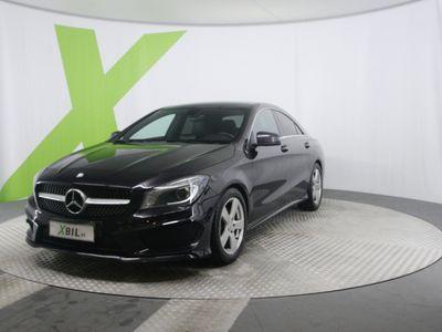 käytetty Mercedes 250 CLA-sarjaBE A AMG-Styling Northern Lights Edt NAVI (MY14) *KUUMA KEVÄT KAMPPIX! KORKO alk. 0,99%!!* IKUISESTI RANTAKUNNOSSA!*