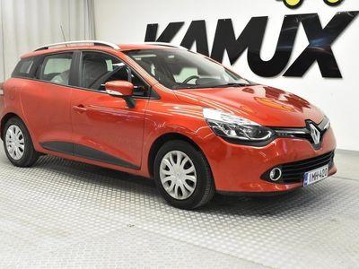 käytetty Renault Clio Sport Tourer Energy TCe 90 Navi Style // BLUETOOTH / ILMASTOINTI / LOHKO //