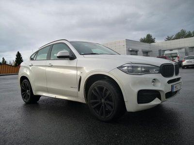 käytetty BMW X6 F16 xDrive40d A M Sport *Huippuvarusteltu!*