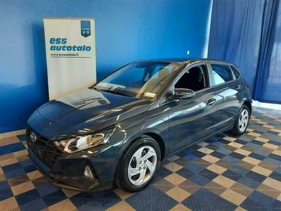 käytetty Hyundai i20 Hatchback 1,2 MPI 84 hv 5MT Fresh VÄRI: AURORA GREY