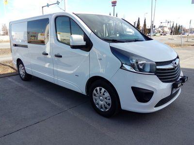 käytetty Opel Vivaro Van Edition L2H1 1,6 CDTI Bi Turbo ecoFLEX 92kW MT6 *** J. kotiintoimitus