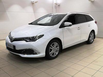 käytetty Toyota Auris Touring Sports 1,2 T Premium A (MY16)
