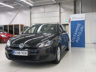 käytetty VW Golf VARIANT COMFORTLINE PLUS 1.4 TSI 90 KW (122 HV) DS