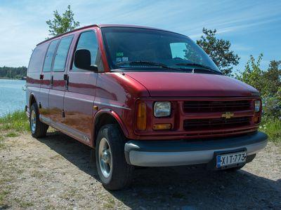 käytetty Chevrolet Starcraft Chevy Van 20-STARCRAFT