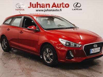 käytetty Hyundai i30 Wagon 1,4 T-GDI 7DCT fresh plus