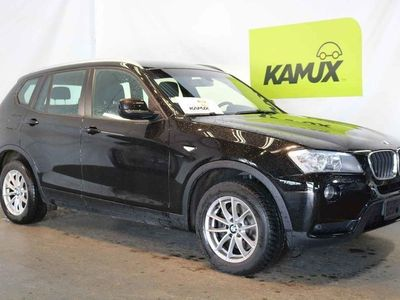 käytetty BMW X3 20d xDrive Steptronic +Navi +2x PDC +SHZ
