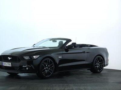 käytetty Ford Mustang GT 5,0 V8 418hv A6 Convertible | - rahoitustarjous korko 1,30 % + kulut