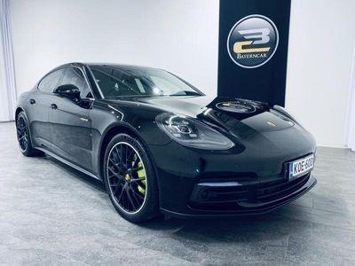 käytetty Porsche Panamera 4 E-Hybrid **SPORT-PUTKISTO, ILMA-ALUSTA, ADAPT. VAKKARI, 360KAMERA, PANORAMA & KORKO 0,89%**
