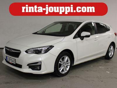 käytetty Subaru Impreza 1,6i Active CVT **ACC / Kaistavahti / 1-omistaja / Suomi-Auto**