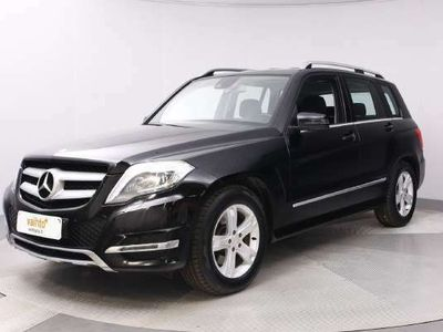 käytetty Mercedes GLK220 CDI BE 4Matic A Premium Busin / Bi-Xenon / Webasto / Vetokoukku