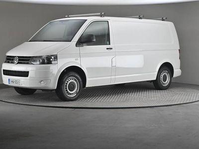 käytetty VW Transporter umpipa pitkä 2,0 TDI 84 BlueM