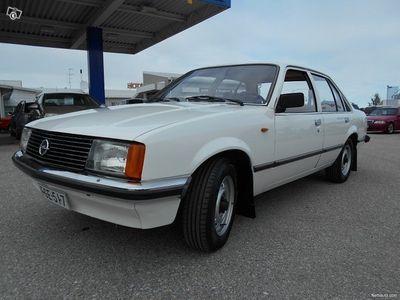 käytetty Opel Rekord