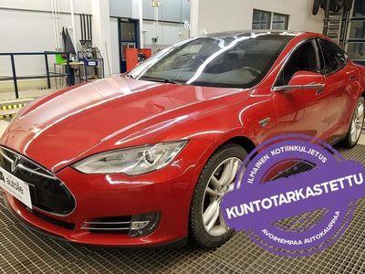 käytetty Tesla Model S *SUOMIAUTO!* P85D 700hp Dual AWD Performance Insane+, Supercharging yms!