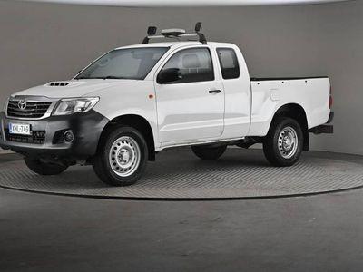 käytetty Toyota HiLux Extra Cab 2.5 D-4d 144 4wd Life -Webasto, Neliveto-