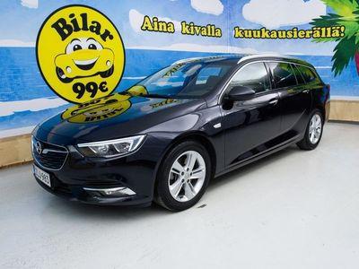 käytetty Opel Insignia Sports Tourer Innovation 1,5 Turbo Start/Stop - **1-OMISTEINEN SUOMIAUTO!!** **HUIPPU VARUSTEET!!**