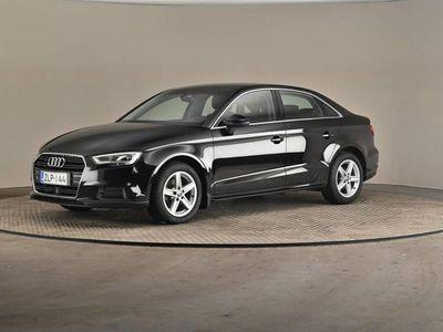käytetty Audi A3 A3 Sedan Business 1,6 TDI 85 S tronic(MY18) -Nahat, Lisälämmitin,Assist paketti-