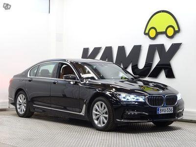 käytetty BMW 740 740 G12 Sedan Le iPerformance A xDrive Business Exclusive