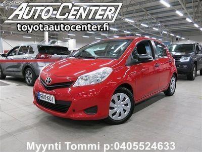 käytetty Toyota Yaris 1,33 Dual VVT-i Linea Terra 5d
