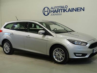 käytetty Ford Focus 1,0 EcoBoost 125 hv Start/Stop M6 Edition Wagon
