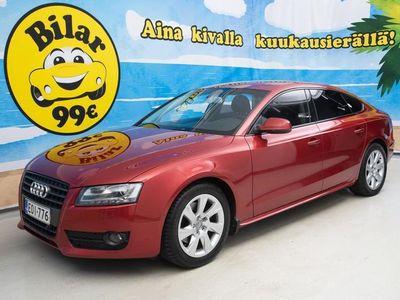 käytetty Audi A5 Sportback 2.0 TFSI Business A * KOUKKU / LOHKO / SUOMIAUTO * - *NYT ON OSTAJAN MARKKINAT!*