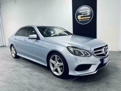 käytetty Mercedes E220 CDI BE A Premium Business AMG-Styling ** Suomiauto / Webasto / Nahka-alcantara / ILS / Bluetooth