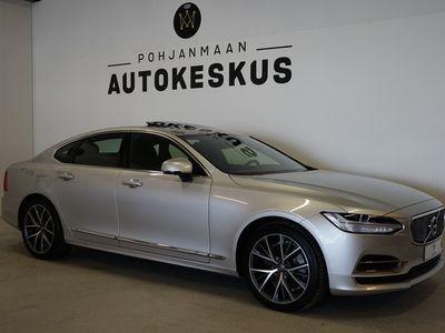 käytetty Volvo S90 T8 AWD Inscription aut - ** Korko 2,49%!! Kotiintoimitus !!! ** - ** Supervarusteet!! Adapt. vak / Kamera / HUD / Koukku **